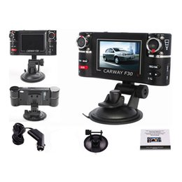 Wholesale Video Arms - S5Q HD Car DVR Camera Vehicle DVR Dual Lens Dash Cam Video Recorder Night Vision SOS AAADKL