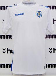 Wholesale Victor Shirt - TOP thai quality 2017 18 CD Tenerife Camiseta Primera Equipación soccer Jerseys Home Away Juan Villar Jersey Victor Casadesus football shirt