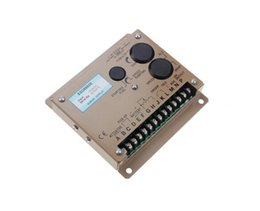 Wholesale Engine Controller - Customized high quality diesel engine generator governor ESD5500E speed controller with fast and precise reponse transient load changes