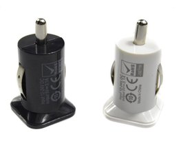 Wholesale Iphone4 Chargers - Hot sale 5V 3.1A Dual Port USB Car Charger 5V 3100mah for iPhone4 4S for iPAD1 2