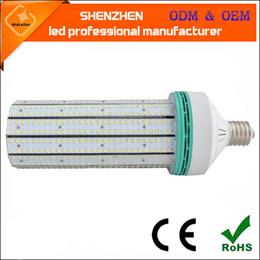Wholesale High Lumen Led Lamp - 120w 150w 200w 250w high lumen e39 e40 led corn bulb light industrial lighting led light corn lamp for warehouse garage underground lighting