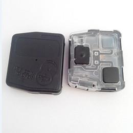Wholesale Toyota Prado Remote Key - high quality car key shell for toyota camry land cruiser prado 2 buttons remote control cover remote part shell
