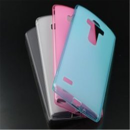 Wholesale Lg Optimus Black Covers - Candy Color Soft TPU Gel Case for LG Optimus G4 Skins Shockproof Cover for LG G4 H815 H810 H811 VS986 LS991 F500 CASES