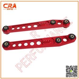 Wholesale Civic Ek Arms - CRA Performance-High Quality SKUNK2 Rear Lower Control Arm LCA for Honda Civic EK 96-00(Red,Gold,Black,Blue)