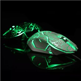Wholesale Fresh Professionals - E-3lue computer game E-3lue EMS639 5Color LED Light USB Optical 4000 DPI Wired Professional Gaming Mouse Crack version color fresh