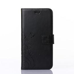 Wholesale S4 Retro Case - Samsung leather case For smartphone Samsung galaxy s4 s5 mini s6 s7 edge luxury Retro PU Wallet Flip Cover Case Coque