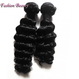 Wholesale Long Curly Human Hair Weave - Wholesale Malaysian Human Hair Weave Peruvian Indian Hair Extension 10-30Inch Double Weft Full Cuticle Hair Weaving Deep Curly Long Life