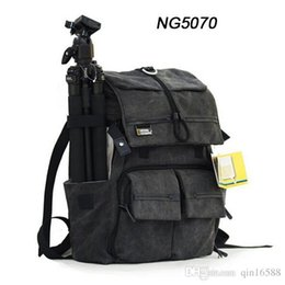 Wholesale Backpack Camera Case - High quality replacement camera case NATIONAL GEOGRAPHIC NG5070 Camera Backpack camera bag top digital bag for travel bag