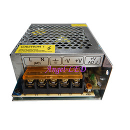 Wholesale Unit Switch - Switching Power Supply Unit 120 240VAC LED Strips Pixels CCTV PSU,output 5V 12A 60W output Lighting Transformers for 2812b strip