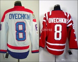 Wholesale Hockey Jerseys Home - Best Quality Washington #8 Ovechkin Red Home White 2016 Winter Classic authentic nhl jerseys china Stitched hockey jerseys Cheap