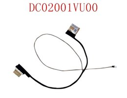 Wholesale 15 Lcd Laptops Screen - New laptop LCD cable for HP Pavilion 15-G 15-G000 15-R 15-G019wm 15-H screen video cable P N:DC02001VU00