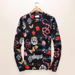 Wholesale Fine Black Men - 2017 famous brand designer jacket men's hoodie with fine quality male hoodie