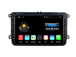 Wholesale Gps For Vw Tiguan - 8'' Quad Core Android 5.1.1 Car DVD Radio Player For VW GOLF(MK6) GOLF(MK5) POLO(MK5) PASSAT(MK7) JETTA TIGUAN