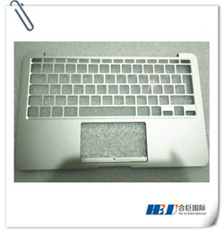 Wholesale Apple Keyboard Uk - Freeshipping NEW Original Laptop topcase for A1370 UK Version PALM REST NO Keyboard NO Touchpad 2010Y