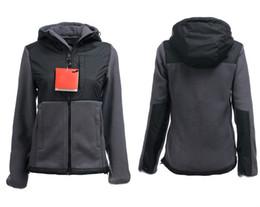 Wholesale Down Jackets Women Hoodies - New Winter Women's Fleece Hoodies Jackets Fashion Windproof Warm Bomber Jackets Coats Outdoor Casual Sports Ski Down Sportswear Suit Pink