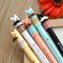 Wholesale Bulk Kawaii - Wholesale-Kawaii series gel pen for school and gift Bulk cute pens School office supply (tt-57-901)