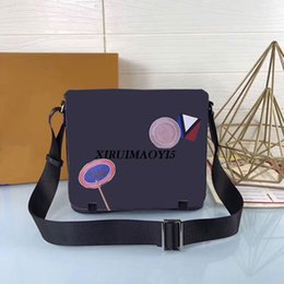 Wholesale leather office bags for men - 2017 New Genuine Leather Bags Crossbody Messenger Bag Leather Office Bags for Men Document Briefcase Travel Bags