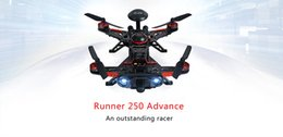 Wholesale Advanced Electric Motors - Walkera Runner 250 Advanced and 800TVL Camera RC Quadcopter RTF 2.4GHz Version