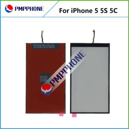 Wholesale Iphone 5s Back Light - OEM LCD Display Backlight Film Good repair parts for iPhone 5 5S 5C backlight refurbishment back light film