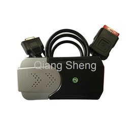 Wholesale Vci Scanner - 5pcs lot bluetooth new VCI TCS CDP V2015.3 with free activation car obd2 diagnostic tools scanner tool Via DHL shipping