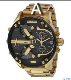 Wholesale Dresses Boy - dz watches men quartz Brand Watch High Quality ARM Fashion & Casual ANI Quartz Watches, men dress Watches ,Boy dress watch leather strap DD
