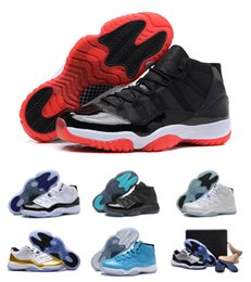 Wholesale Sport Shoes Discount China - 2016 New Cheap China Retro11 XI Bred Basketball Shoes Athletics Boots Sports Shoes Discount Sports Men Women Basketball Shoes