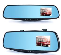 Wholesale Video Monitor Car - hkt34 2.8 Inch 1080P Rear view Mirror Monitor Camera Car DVR Dash Cam Video Recorder Night Vision A+