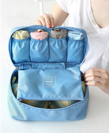 Wholesale Drawers Women - Portable Multi Functional Travel Organizer Storage Bag,drawer Dividers Closet Pouch Bag,organized Underwear,bra & Panties makeup toiletries
