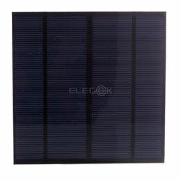 Wholesale Mini Solar Panel Usb - panel ELEGEEK 3W 5V 145*145mm DIY USB Output Solar Cell 600mAh Monocrystalline PET + EVA Laminated Mini Solar Panel for Test and DIY