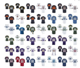 Wholesale Elite Football Jerseys - CUSTOM Mens,Youth,women,toddler,Elite game Personalized ANY NAME AND NUMBER JERSEY Stitched College jerseys size S-4XL
