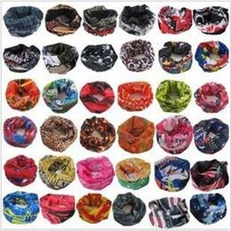 Wholesale Magic Polyester Scarves - Spain BUFF high UV resistance to UV Variety Magic scarf scarf multifunctional mask stylish seamless magic ride magic anti-UV bandana headban