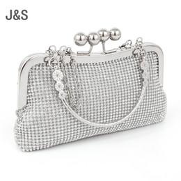 de311821ee Two Sided Diamond handbag NEW Fashion women grapes switch Evening bag  luxury Women Elegant Clutch Gorgeous Bridal Wedding Party Bag Free Shi