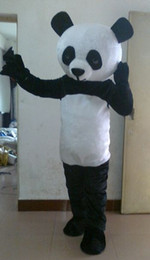 Wholesale Mascot Costumes For Sale - HI High Quality cartoon character adult Panda Mascot Costume for sale,fancy dress mascot costume for party