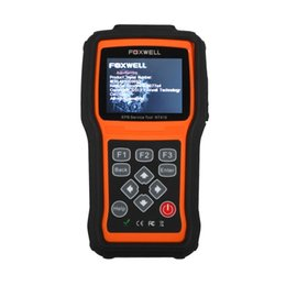Wholesale Diagnostic Electronic - Wholesale-Foxwell NT415 EPB Service Tool Electronic Park Brake Service Tool Special Maintenance of Brake Systems OBD2 Diagnostic Scanner