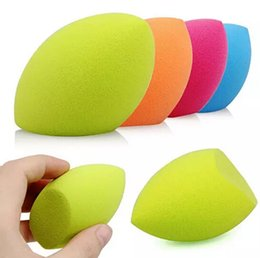 Wholesale Blend Powder - Wholesale New arrival 26 pieces Smooth Makeup Foundation Sponge Blender Blending Puff Flawless Powder Beauty Tool