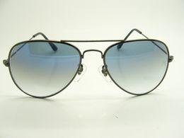 Wholesale Protect Flash - Flash Mirror Sunglasses Brand Summer Sunglasses Men Women UV Protect Designer BanDtun Authentic Sunglasses Original Leather Box Hot Sale