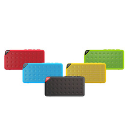 Wholesale Mp3 Tracks - Mini X3 Bluetooth Speaker Portable Wireless Handsfree TF FM Radio Built in Mic MP3 Subwoofer with Detachable Battery <$18 no tracking