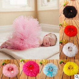 Wholesale Mini Black Skirt Baby Girl - 8 Colors Baby Tutu Skirt 2016 New Summer Tulle Girls Mini Skirt Butterfly Toddler Skirts Candy Color Europe Infant Clothes 6182