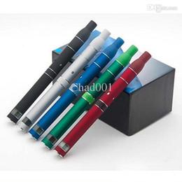 Wholesale E Health Cigarettes - Wholesale-HOT Sale Dry Herb Vaporizer Pen 1500puffs Ago g5 Atomizer E-Cigarette Starter Kit Health Electronic Cigarette Kit (1*Ago)