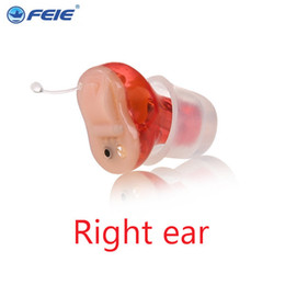 Wholesale Marketing Sale - new products on china market New item ITC Digital Mini Hearing aid Sound Amplifier S-10ADrop shipping Sale-Seller