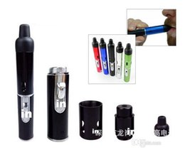 Wholesale Building Electric - Electric Smoking Metal Pipes Herbal Portable Vaporizer for Dry Herb with Built-in Wind Proof Torch Lighter