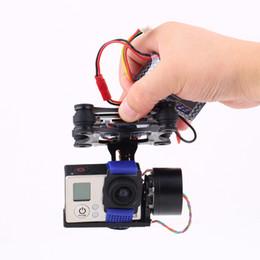Wholesale Fpv Mount - DJI Phantom Brushless Gimbal Camera Mount Motor & Controller for Gopro3 FPV Aerial Photography THA009902