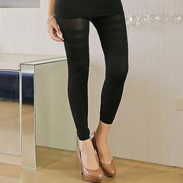 Wholesale Body Shape Leggings Wholesale - Wholesale-1Pcs Body Leg Shaper Beauty Shaping Pants Slimming Leggings Slimming Pants Type Leg Burning Fat