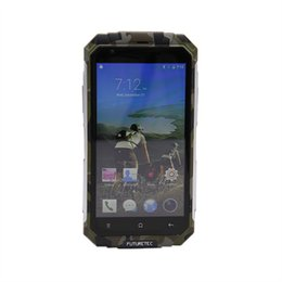 Wholesale Android Shockproof - Original GuoPhone V9 IP68 MTK6572 Dual Core 512mb 4gb Waterproof Shockproof smartphone Android 4.4 4GB ROM WCDMA 3G cell Phone