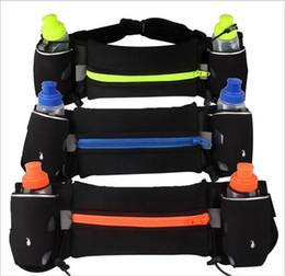 Su ısıtıcısı Bel Kılıfı Su Geçirmez Koşu Kemer Bum Paketi Spor Yürüyüş Zip Şişe Çantası iphone 7 7 s 6 6 s 4 renkler B0731 cheap waterproof bum bag nereden sugeçirmez serseri çanta tedarikçiler