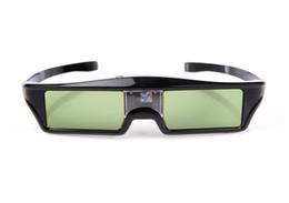 Wholesale Dlp Shutter 3d - New 3D Glasses DLP Link 3D Active Shutter Glasses for All DLP Link Projector 3D Glasses