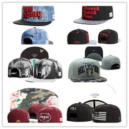 Wholesale Swagg Snapback Caps - Good Quality 10pcs lot Fashion Hip Hop Hat Booger Children Kids Kidrobot Coke Boys Cayler & Sons Snapback Hats Caps Fuckdown Swagg Cap