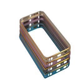 Wholesale Xperia Z1 Bumper Cases - Metal Bumper Frame Aluminium Alloy Hippocampus Buckle Case For Sony Xperia Z1 Z2 Z3