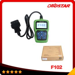 Wholesale Nissan Card - OBDSTAR F102 Pin Code Reader For Nissan Infiniti F-102 Auto Key programming Update Version of NSPC001 Update By TF Card DHL free