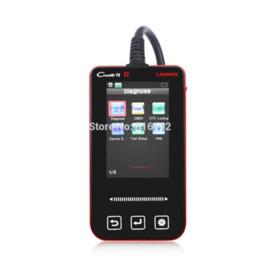 Wholesale X431 Creader Vii - Original Launch X431 Creader VII OBD2 EOBD Diagnostic Code Reader ABS Airbag Scanner Choose 5 Software for Free Update Online
